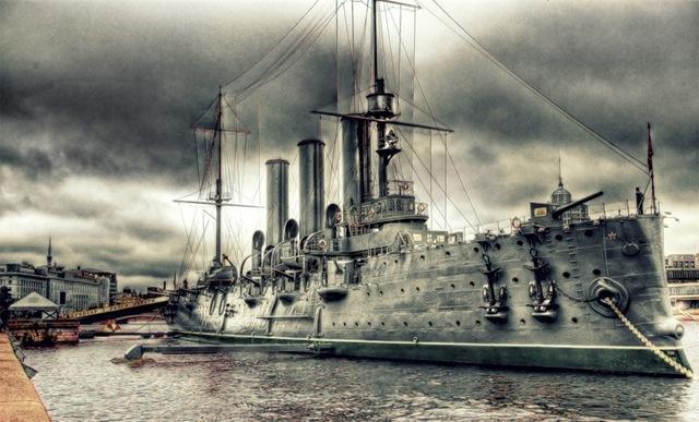 """С одобрения Минобороны на борту крейсера """"Аврора"""" будут проводится корпоративы"""