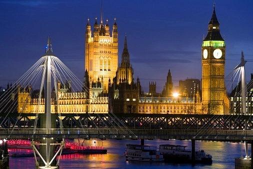 Московские туры в Лондон