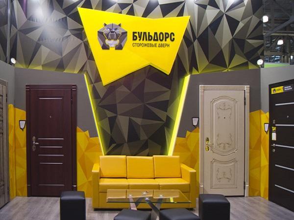 """Российская компания """"Бульдорс"""" наладила реализацию стальных дверей в Казахстане"""