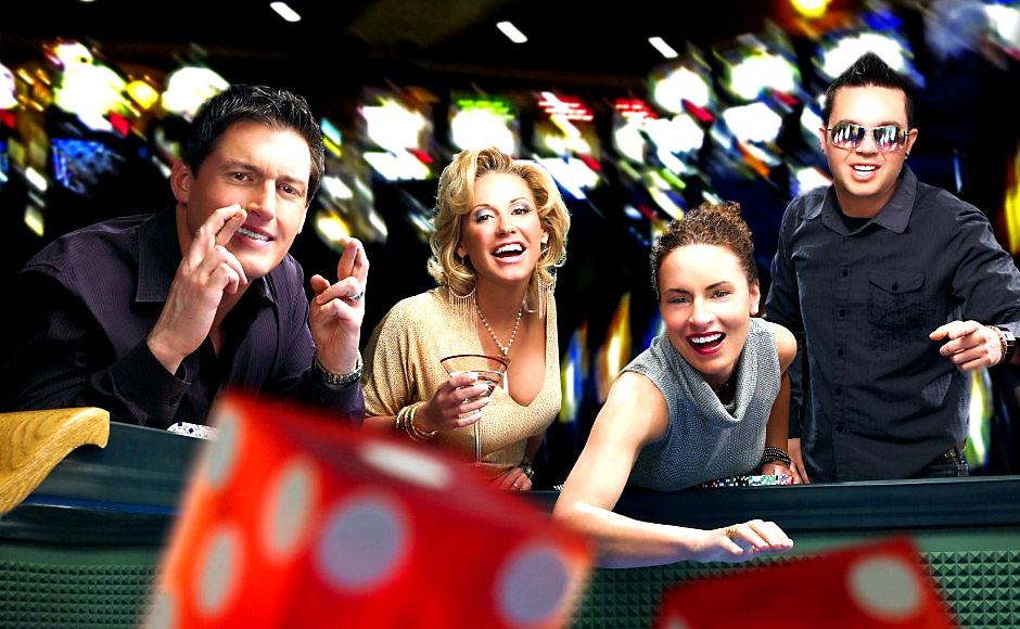 Современное казино с возможностью игры на рубли