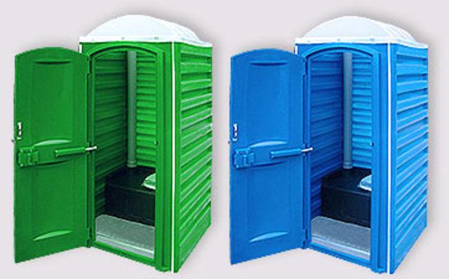 Мобильные туалетные кабины  — комфортное решение проблемы