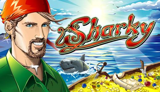 Баснословные богатства и захватывающие приключения вместе с игровым слотом Sharky