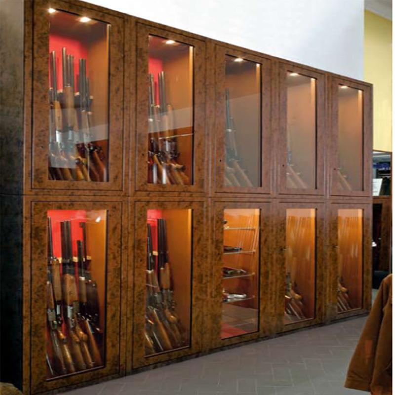 Оружейные сейфы в компании Арм-сейф