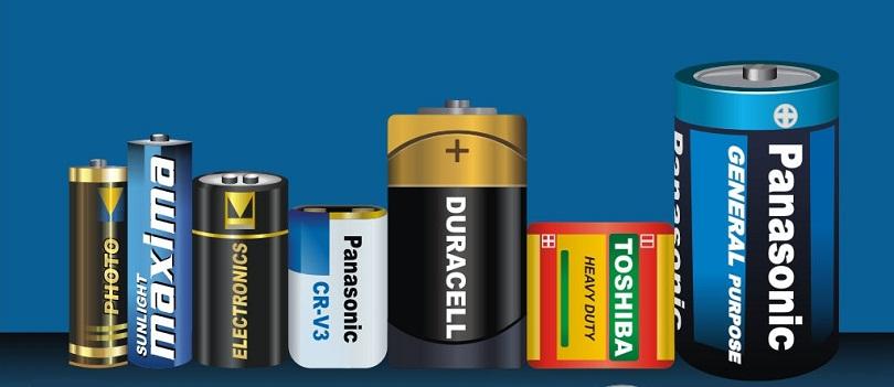 Достоинства солевых батареек при использовании в устройствах малой энергоемкости