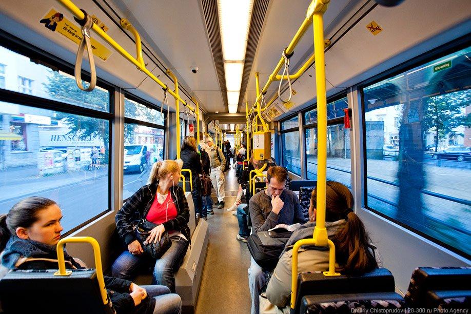 Безопасно ли передвижение пассажиров на общественном транспорте?