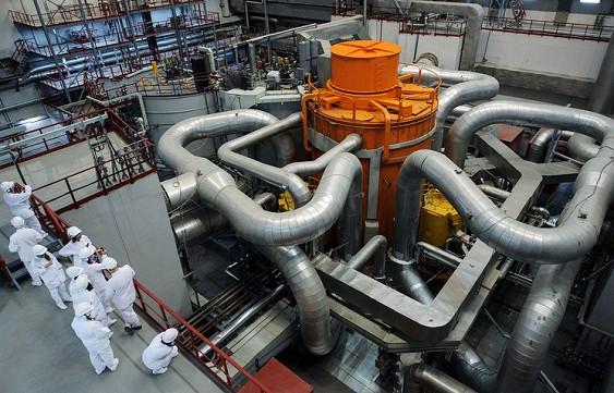 В промэксплуатацию сдан новый энергоблок Белоярской АЭС