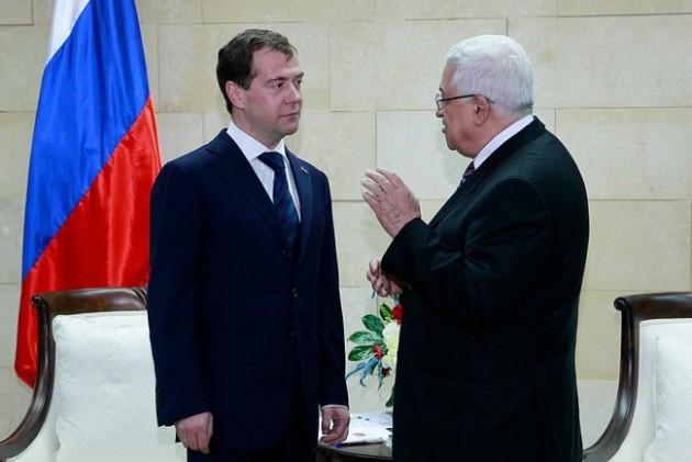 Результаты визита Медведева в Палестину