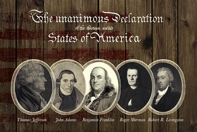 Ученые нашли в Великобритании вторую копию Декларации независимости США