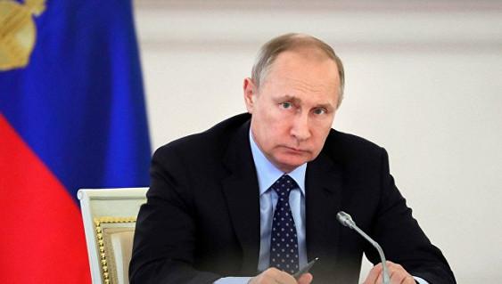 Путин о программе реновации пятиэтажек