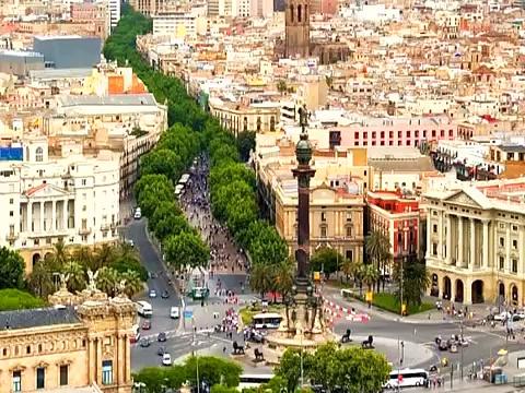 Увлекательная экскурсия по Барселоне всего за 7 часов