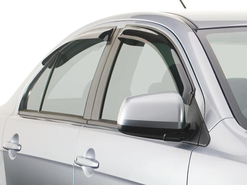 Дефлекторы для любого автомобиля от производителя!