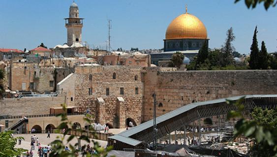 Названо условие переноса посольства России из Тель-Авива в Иерусалим