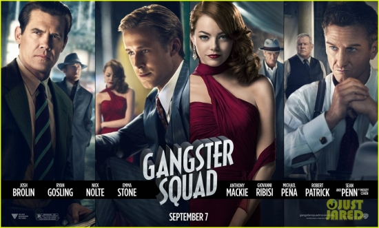 «Охотники на гангстеров» –  скоро на экранах
