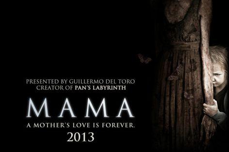 Здравствуй, «Мама» или дети и призраки – прекрасный сюжет для фильма