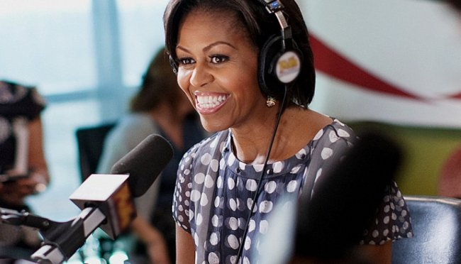 В интернете опубликованы личные данные Мишель Обамы