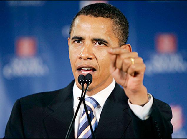 Барак Обама призывает бороться со сменой климата