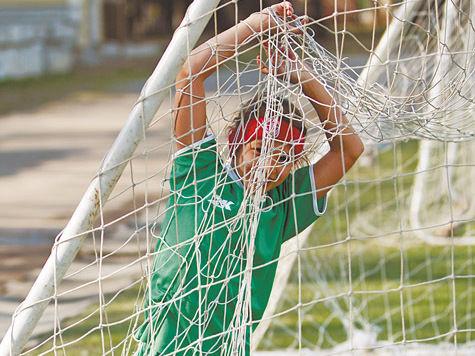 Уголовное дело возбуждено после того как ребенка убило упавшими футбольными воротами