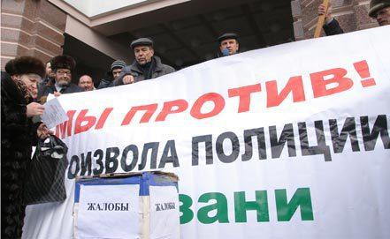 Сотрудник полиции Татарстана оказался не пьян, а болен