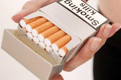 Новое изобретение для борьбы с курением – говорящие пачки сигарет