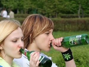 Алкоголизм: актуальная проблема подростков