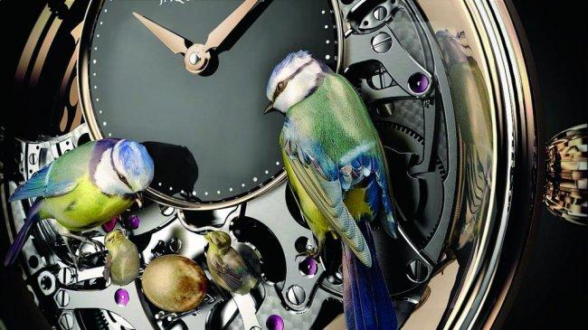 Возвращение механической птицы