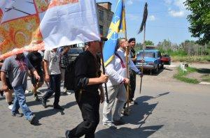 Участников шествия из Врадиевки пытаются купить