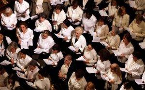 Пойте хором, чтобы сердце пело и не болело
