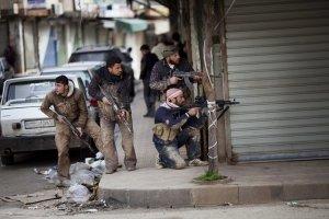 Западные СМИ о ситуации в Сирии