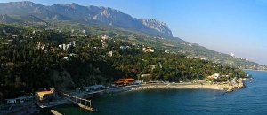 Иностранный туризм в республике Крым