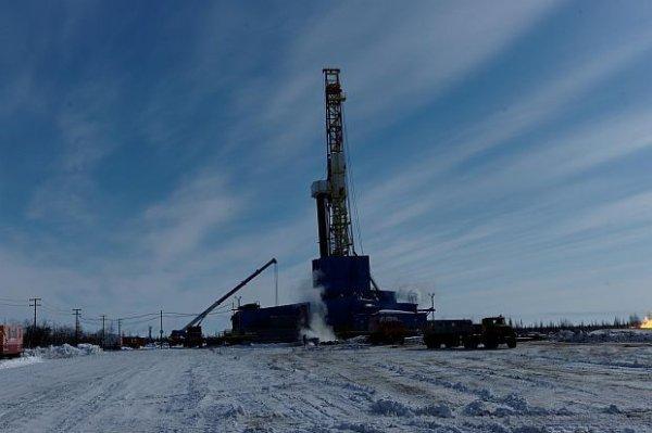 Обратная сторона газового месторождения