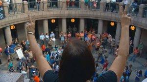 Обсуждение нового закона об аборте в штате Техас близится к концу
