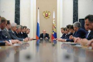 Члены российского кабинета министров недовольны уровнем получаемой заработной платы