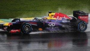 Бразильское Гран При: Феттель снова «на коне»