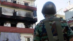 Российское посольство в Дамаске атаковали боевики