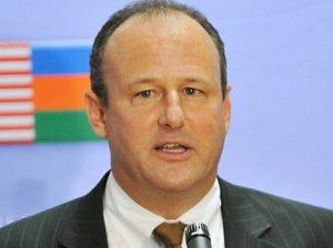 Эрик Рубин обсудил с президентом Армении вопросы мирного решения карабахского конфликта