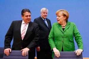 Социал-демократы Германии присоединились к «большой коалиции»