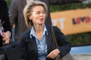 Министром обороны в Германии стала женщина