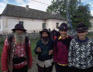 Румынские цыгане загадили предрождественский Лондон