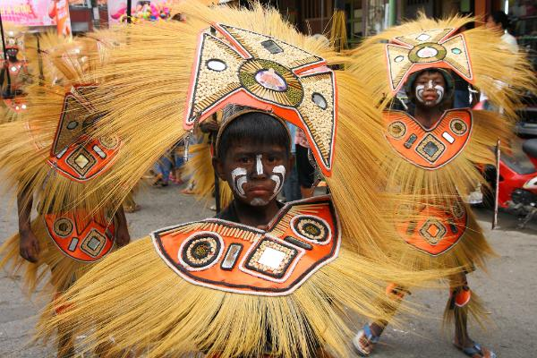 Уникальный карнавал дружбы – «Ати-Атихаан» стартовал на Филиппинах