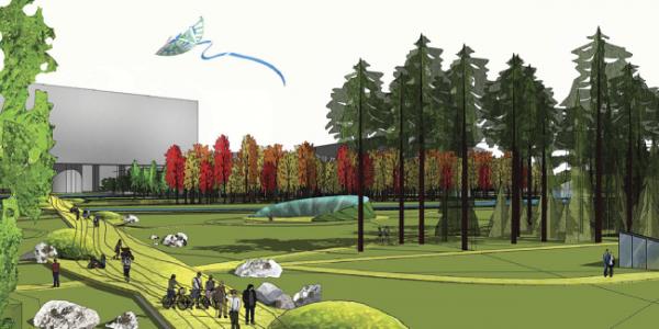Знаменитое Ходынское поле превратят в парк общегородского значения