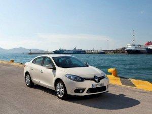 Седан Renault  Fluence ZE переведут на автономное управление
