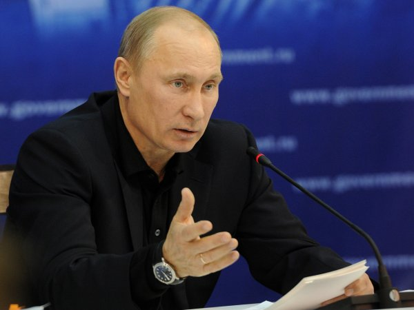 Путин: последние новости