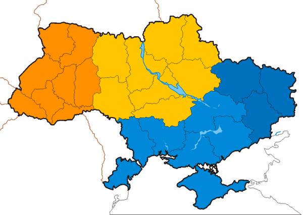 О невоенном методе подавления беспорядков в Киеве. Юго-Восток просыпается