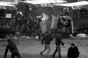 Столицу Украины заполонили ОПГ