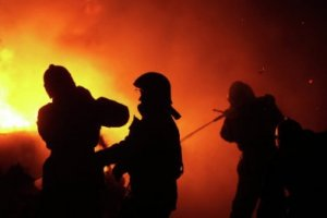 В Кривом Роге из-за пожара на шахте эвакуировали 49 горняков