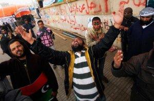 В Каире штурмом взято правительственное здание