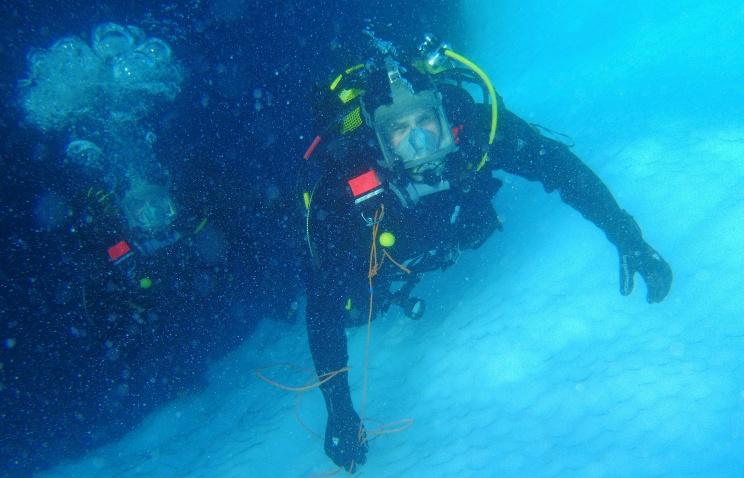 Останки затонувшего в Желтом море торгового судна хранят в себе не только материальные ценности
