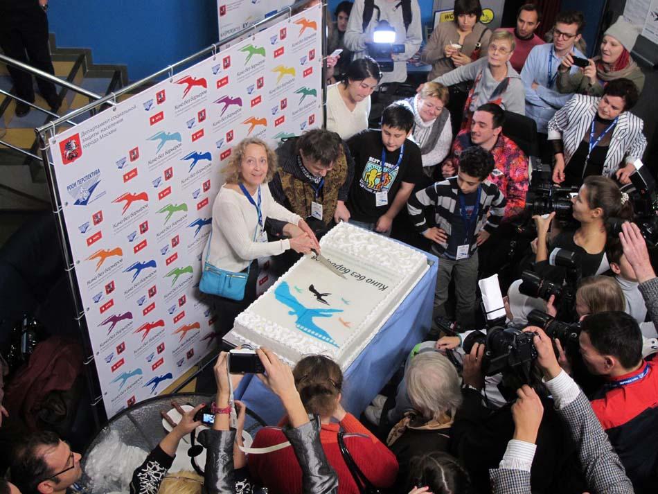 церемония открытия VII Международного кинофестиваля