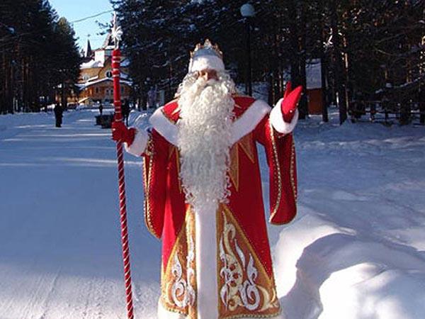 Дед Мороз: новогодним чудесам санкции не помеха