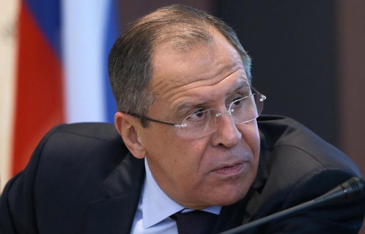 Лавров: Запад показал, что добивается революции в России